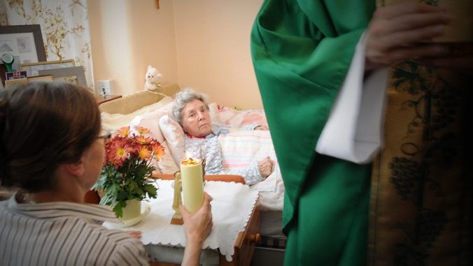Pastoral Needs of the Catholic Patient