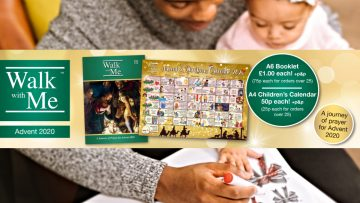Walk With Me Booklet and Children's Advent Calendar