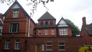 Nottingham – Bishop's House