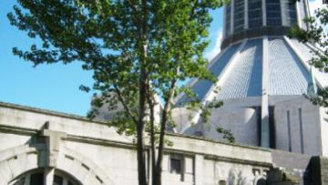 Liverpool – Metropolitan Cathedral of Christ the King