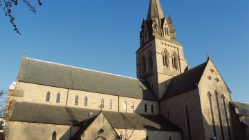 Nottingham – Cathedral Church of St Barnabas