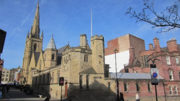 Sheffield – Cathedral Church of St Marie