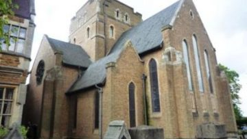 Northampton – Cathedral of Our Lady Immaculate and St Thomas of Canterbury