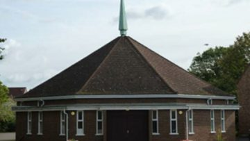 Gidea Park – Christ the Eternal High Priest