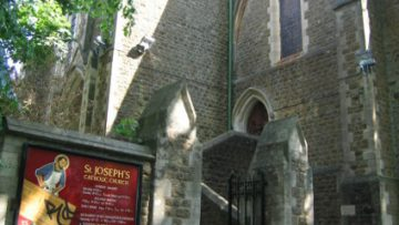 Dorking – St Joseph