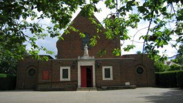 Farnham – St Joan of Arc