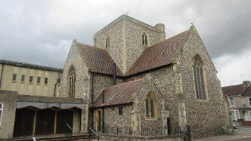 Swindon – Holy Rood