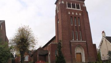 Sutton Coldfield – Holy Trinity