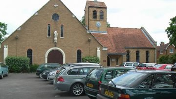 Crowthorne and Sandhurst  – Immaculate Conception