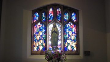 Rottingdean – Our Lady of Lourdes, Queen of Peace