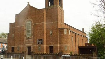 Wolverhampton – Our Lady of Perpetual Succour