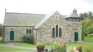 Ampleforth – Our Lady and St Benedict
