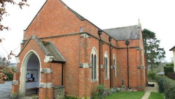 Blandford Forum – Our Lady of Lourdes and St Cecilia