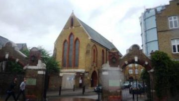 Battersea Park – Our Lady of Mount Carmel and St Joseph