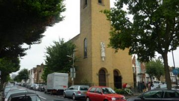 Fulham (Fulham 2, Stephendale Road) – Our Lady of Perpetual Help
