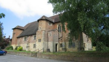 Oxted – All Saints