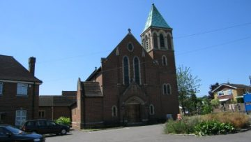 Reigate – The Holy Family