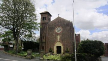 Blackburn – Sacred Heart