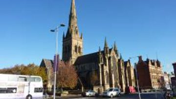 Salford – Cathedral Church of St John the Evangelist