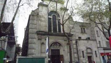 Lincoln's Inn Fields – St Anselm and St Cecilia