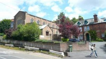 High Wycombe – St Augustine, Apostle of England