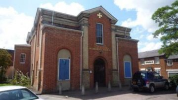 Newport Pagnell – St Bede