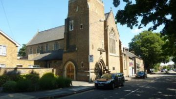 West Drayton and Yiewsley – St Catherine