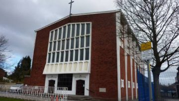 Higher Blackley, Manchester – St Clare