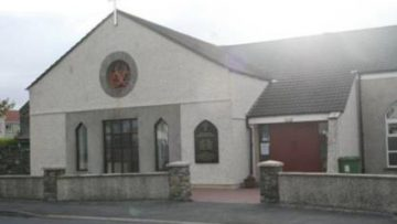 Port Erin – St Columba