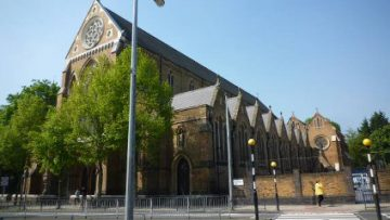 Haverstock Hill – St Dominic