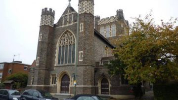 Golders Green – St Edward the Confessor