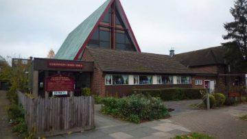 Wembley Preston Road (Wembley 3) – St Erconwald