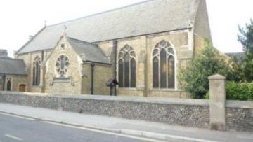 Ramsgate – St Ethelbert and St Gertrude