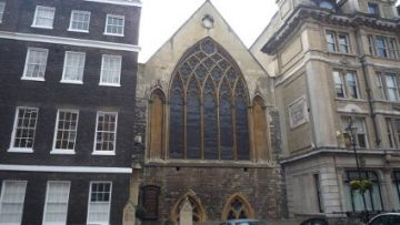 Ely Place – St Etheldreda