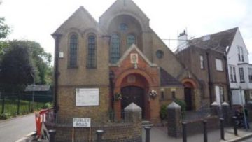 Croydon – St Gertrude
