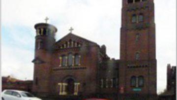 Burslem – St Joseph
