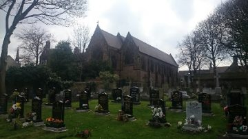 Handsworth, Sheffield – St Joseph
