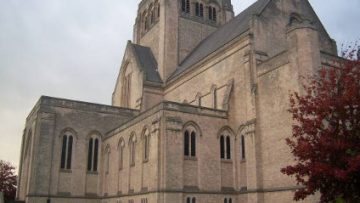 Ampleforth – St Lawrence's Abbey Church