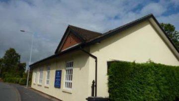Holmes Chapel – St Margaret Ward