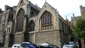 Bayswater – St Mary of the Angels