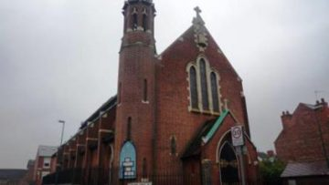 Hyson Green – St Mary (Chapel of Ease)