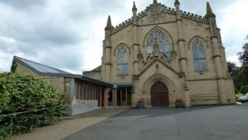 Hexham – St Mary