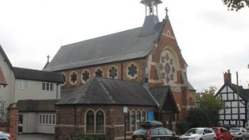 Warwick – St Mary Immaculate