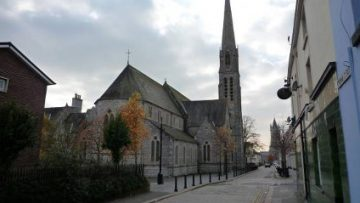 Plymouth – St Mary and St Boniface Cathedral