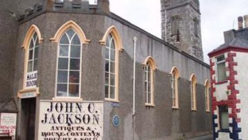 Ulverston – St Mary of Furness