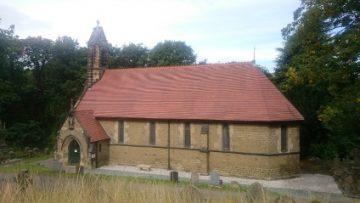 Sheffield – St Michael's Cemetery Chapel