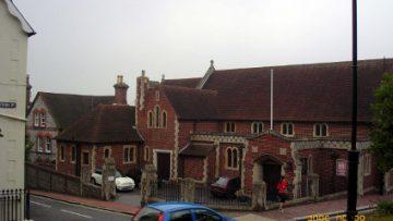 Lewes – St Pancras