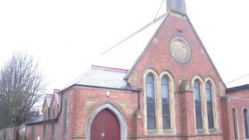 Clay Cross – St Patrick and St Bridget (Chapel of Ease)