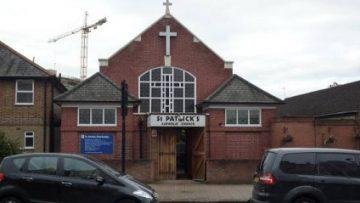 Hendon West – St Patrick