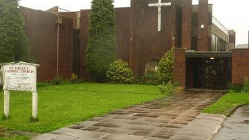 Wolverhampton – St Teresa of the Infant Jesus